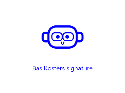 Bas Kosters signature